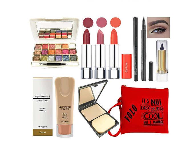 Professional Womens Makeup Kit