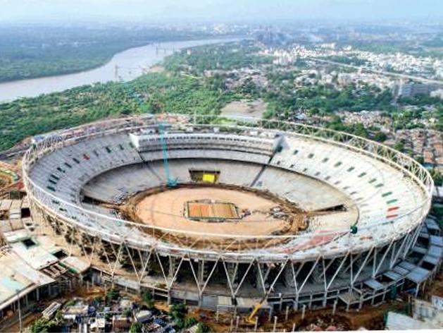 गुजरात में बन रहा दुनिया का सबसे बड़ा क्रिकेट स्टेडियम, अमेरिकी राष्ट्रपति डॉनल्ड ट्रंप कर सकते हैं उद्घाटन
