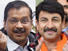 दिल्ली विधानसभा चुनाव: 70 सीटों पर कौन जीता, कौन हारा