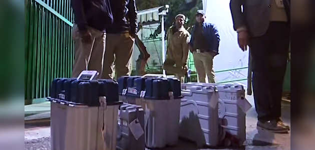 दिल्ली चुनाव परिणाम: कांग्रेस खाता खोलने में नाकाम, EVM का आलापा राग