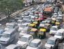 दिल्ली चुनावः नतीजों के बाद जश्न के लिए सड़कों पर लोग, ट्रैफिक हुआ जाम