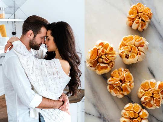 शादीशुदा पुरुषों के लिये वरदान है भुना हुआ लहसुन, होता है ये फायदा