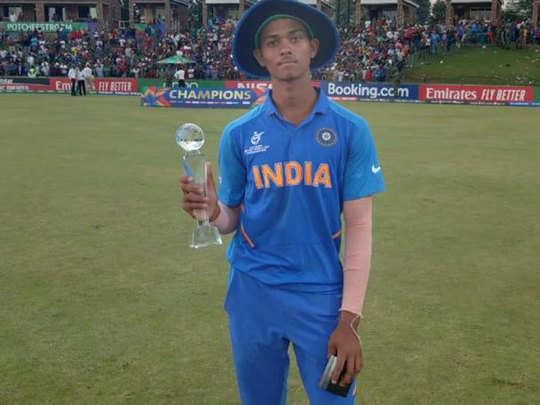 miles away to make my dream come true says yashasvi jaiswal