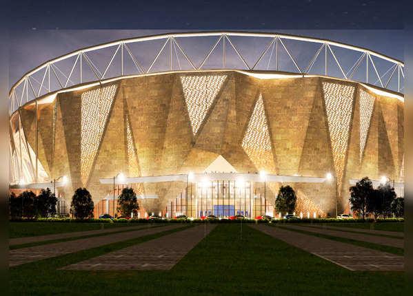 दुनिया का सबसे बड़ा क्रिकेट स्टेडियम- मोटेरा