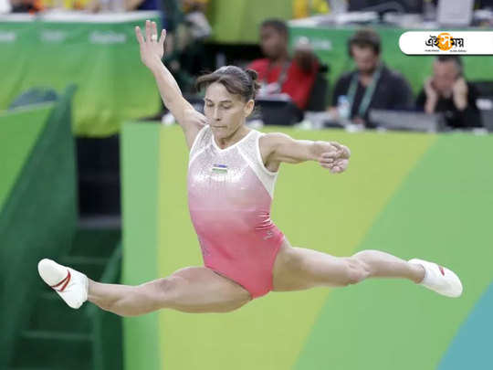 oksana chusovitina once again proved that age is just a number