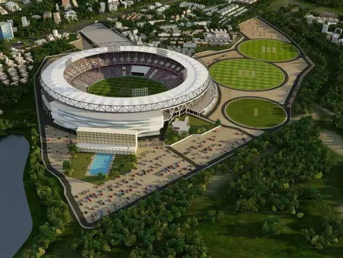 things to know about motera stadium narendra modi and donald trump will inaugurate new motera stadium