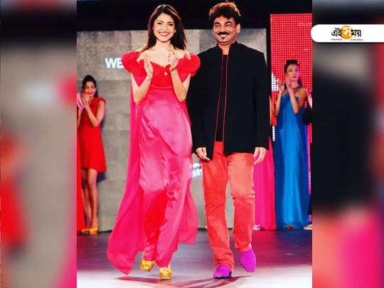 Anushka sharma pays her tribute to fashion designer Wendell rodricks