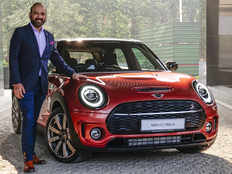 mini clubman indian summer red edition launched at rs 44 90 lakh