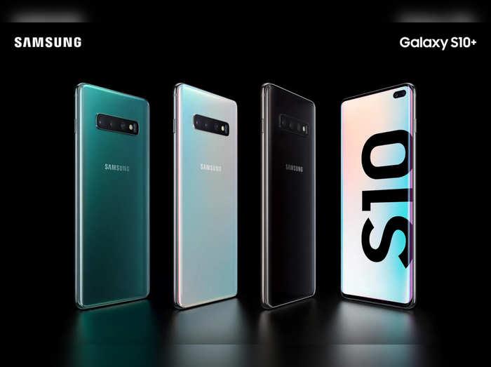 samsung galaxy s10 series receive massive price cuts in india: check new prices