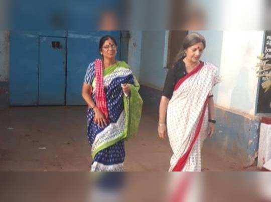 brinda karat visits bidar jail