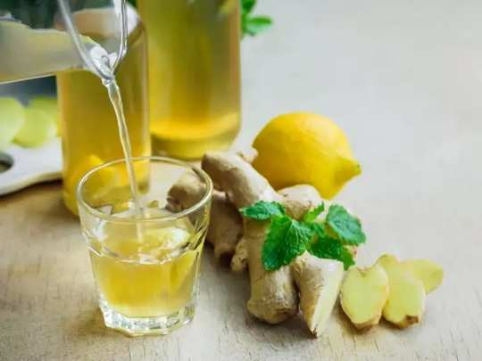 inji saaru kudipathan aarokiya nanmaikal: What are the nutrients in ginger juice?  Can you drink it?  How much can you drink?  - ways to use and nutritional facts of ginger juice in ...