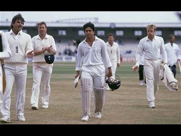 Video: सचिन तेंडुलकर की पहली टेस्ट सेंचुरी