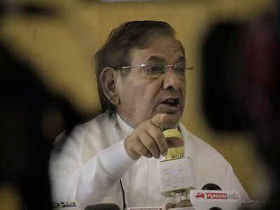 शरद यादव भी रहे बैठक में