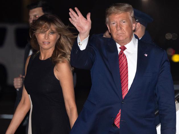 केम छो ट्रंप: अमेरिकी राष्ट्रपति डॉनल्ड ट्रंप और मिलानिया की 3 घंटे की यात्रा पर खर्च होंगे 100 करोड़ रुपये!