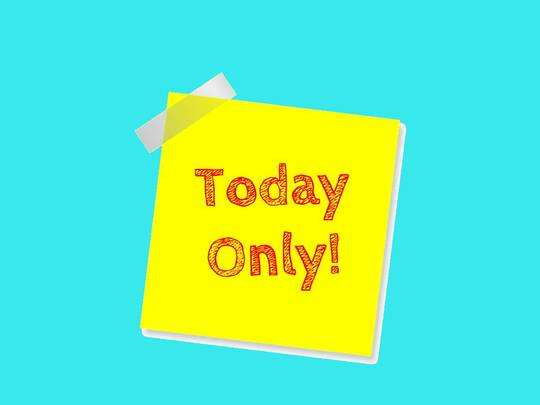 Todays deal offer