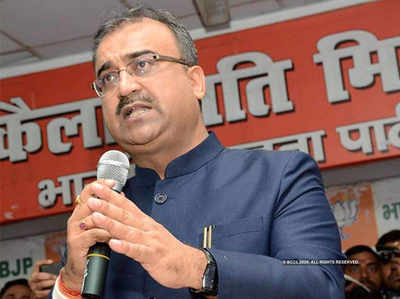 बिहार के मंत्री मंगल पांडे (फाइल फोटो)