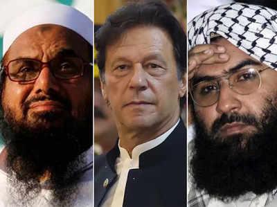 मसूद अजहर, हाफिज सईद पर दुनिया को गुमराह कर रहे इमरान खान