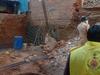 दिल्ली: चितरंजन पार्क में ढही इमारत, एक व्यक्ति की मौत