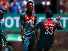 अंडर 19 वर्ल्ड कप: बांग्लादेश के स्टार खिलाड़ी ने बताई 'डर्टी' सेलिब्रेशन की वजह
