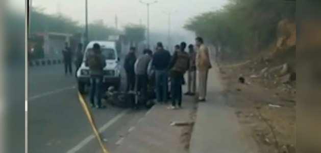 दिल्ली के पुल प्रहलादपुर एनकाउंटर में मारे गए 2 बदमाश
