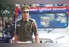 यूपी पुलिस के दरोगा आनंद ओझा बने भोजपुरी फिल्मों के सुपरस्टार