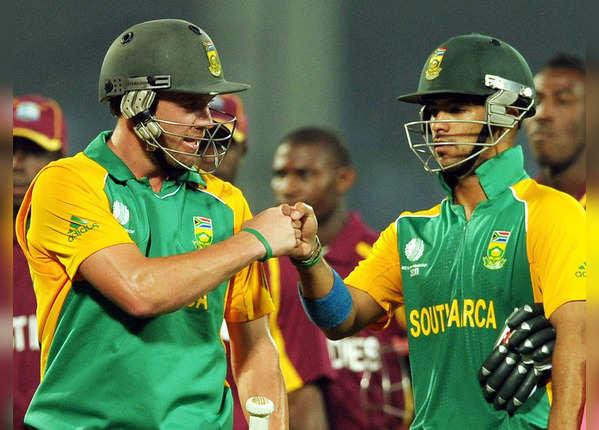 39वें ओवर में बल्लेबाजी को उतरे एबी