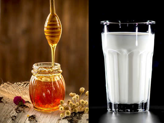 combination of milk and honey is good for men sexual health