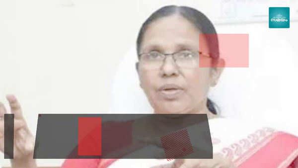 health minister k k shailajas facebook post about coronavirus