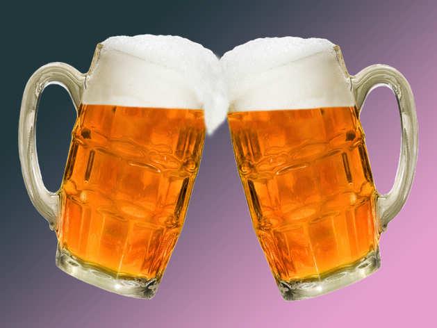 किडनी स्टोन दूर करने से लेकर स्किन पर ग्लो लाता है बीयर, जानें और भी फायदे