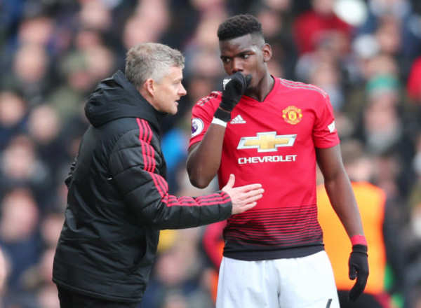 manchester united coach ole gunnar solskjaer on paul pogba transfer rumours