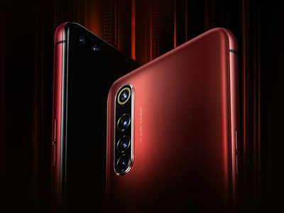 रियलमी X50 Pro स्मार्टफोन
