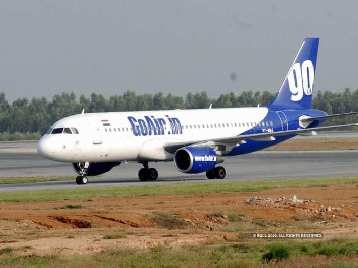 अहमदाबाद: गोएयर विमान के इंजन में लगी आग, सभी यात्री और क्रू मेंबर सुरक्षित