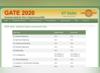 GATE Answer Key 2020: गेट परीक्षा की आंसर की जारी, ये रहा डायरेक्ट लिंक