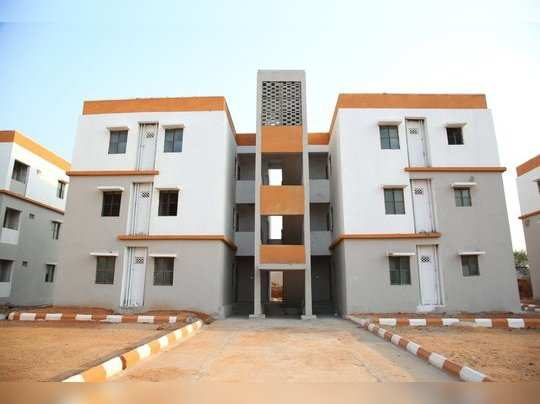 Double bed room houses