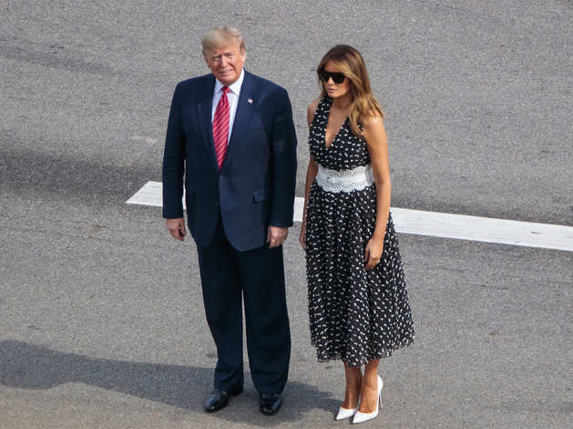पत्नी संग आगरा जाएंगे अमेरिकी राष्ट्रपति