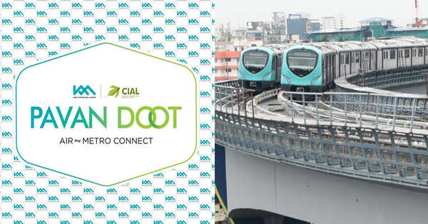 facebook comments against kochi metro against giving a hindi name pavan doot to its airport feeder service
