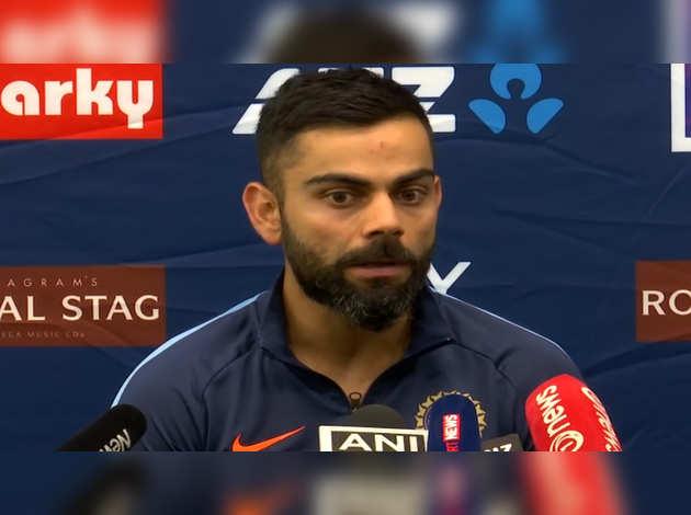 दुनिया में किसी भी टीम का सामना कर सकती है भारतीय टीम: विराट कोहली