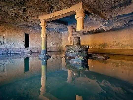 pillar kedareswar temple new