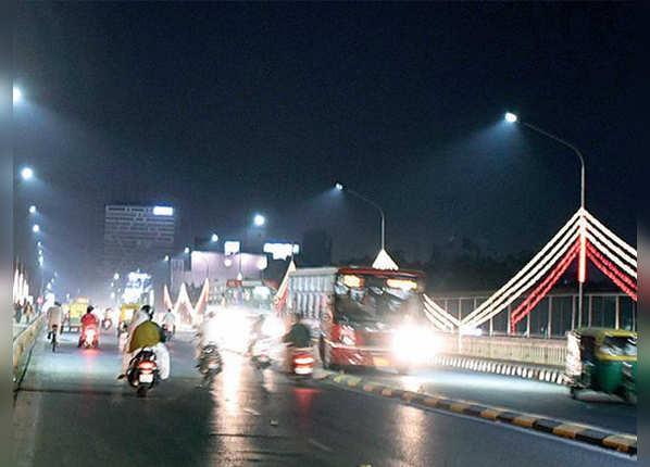 1 करोड़ रुपये की लाइट से जगमगाएगा अहमदाबाद