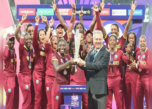 2016: पहली बार वर्ल्ड चैंपियन बना वेस्ट इंडीज
