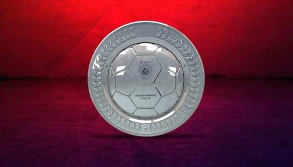 fsdl presents league winners shield for indian super league 2020 season