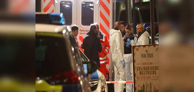 जर्मनी: हनाऊ शहर के हुक्का बारों में गोलीबारी, 8 लोगों की मौत