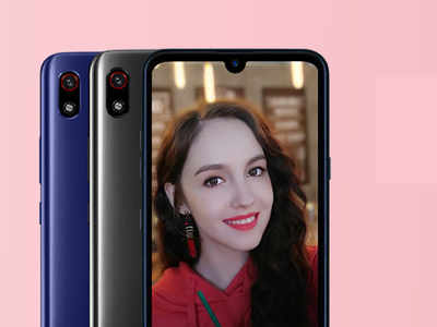 एलजी W10 अल्फा स्मार्टफोन
