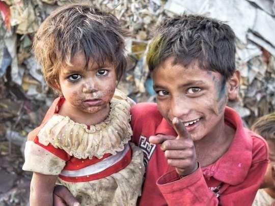 வறுமையில் இந்தியா மூடி மறைக்கும் மத்திய அரசு
