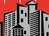 जेएनयू के सामने झुकी 6 मंजिली इमारत, किरायेदारों में मची घबराहट