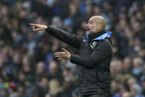 coach pep guardiola decided to stay at manchester city if the club do not sack him