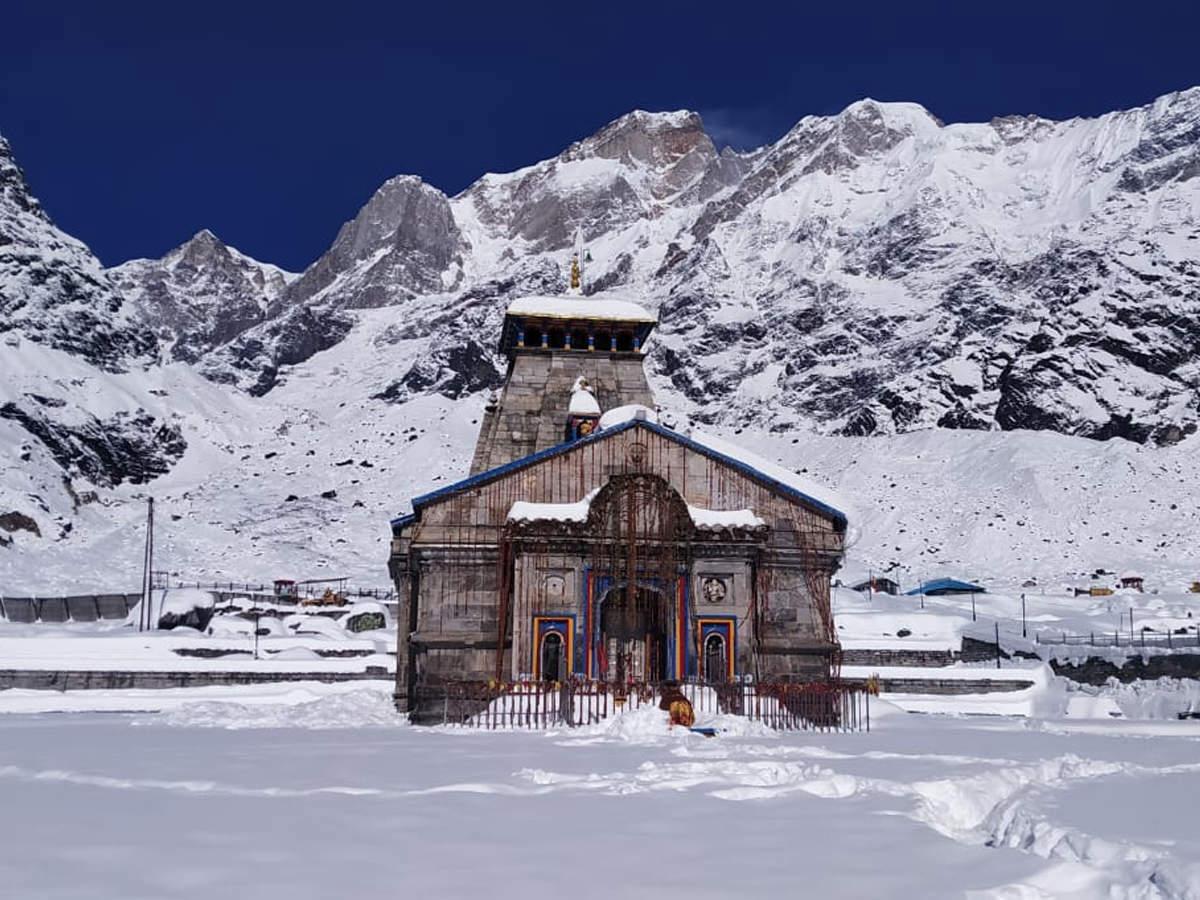 Day 04: Kedarnath – Guptkashi – Ukhimath (45kms by road & 16kms Trek one way)