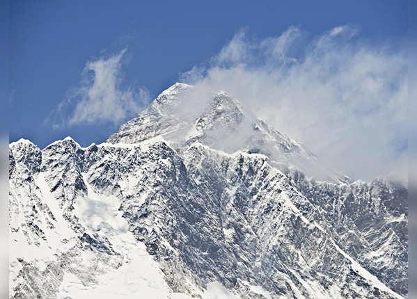 माउंट एवरेस्ट, नेपाल