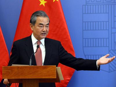 चीनी विदेश मंत्री