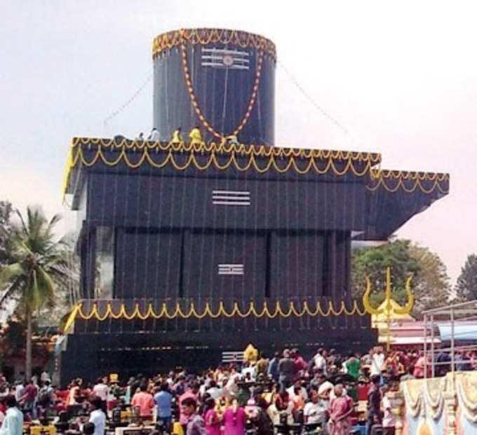 ನಾಡಿನಾದ್ಯಂತ ಮಹಾಶಿವರಾತ್ರಿ ಸಂಭ್ರಮ, ಇಲ್ಲಿದೆ ಫೋಟೋ ಝಲಕ್